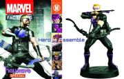 Marvel Fact Files Hawkeye Special With Figurine Eaglemoss